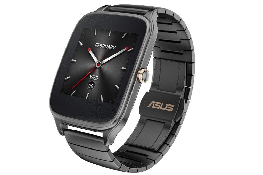Asus a anunțat Zenwatch 2, cu design îmbunătățit și funcții noi