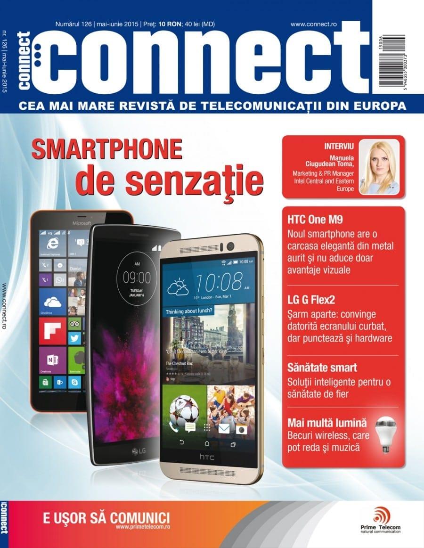 connect 126 | mai-iunie 2015