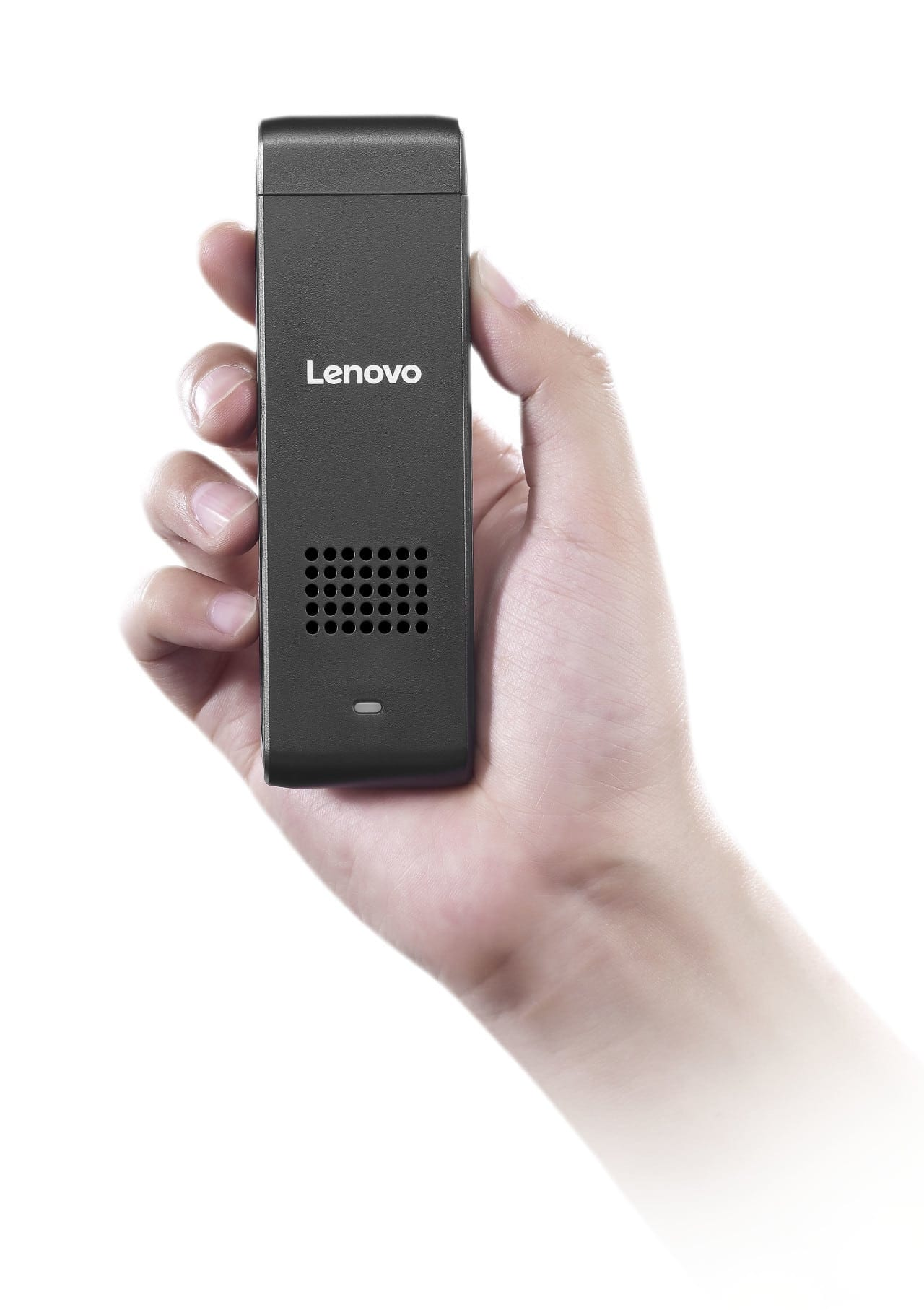 Lenovo ideacentre STICK 300, un computer liliputan
