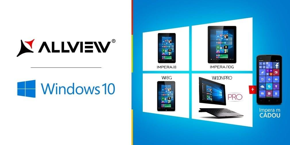 Allview Windows 10