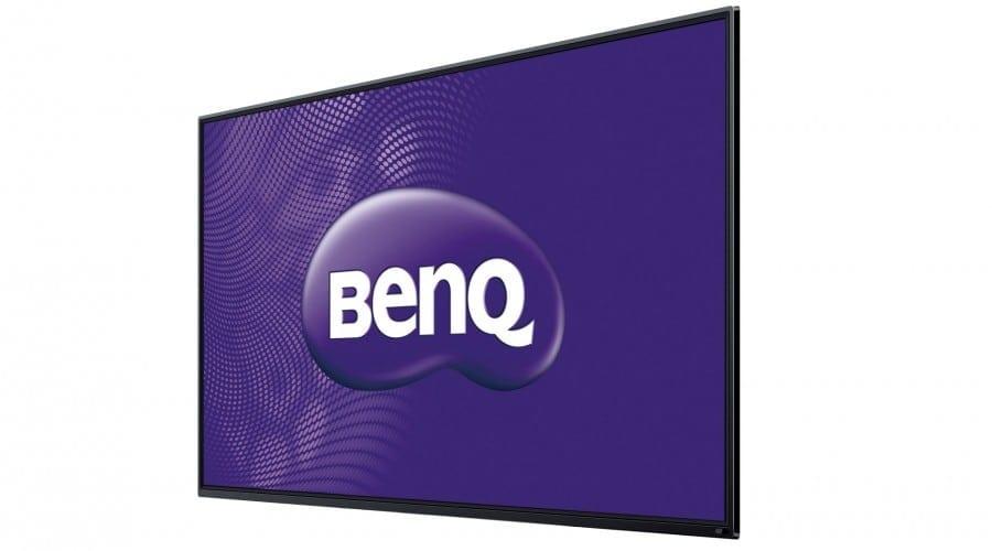 BenQ lansează ecranul ST550K, cel mai performant display pentru afișaj profesional