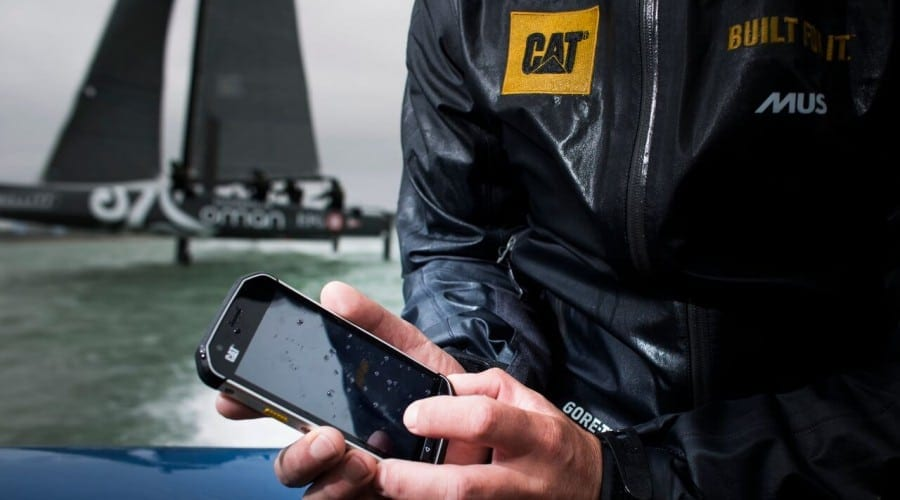 Rugged smartphone: Cat S40