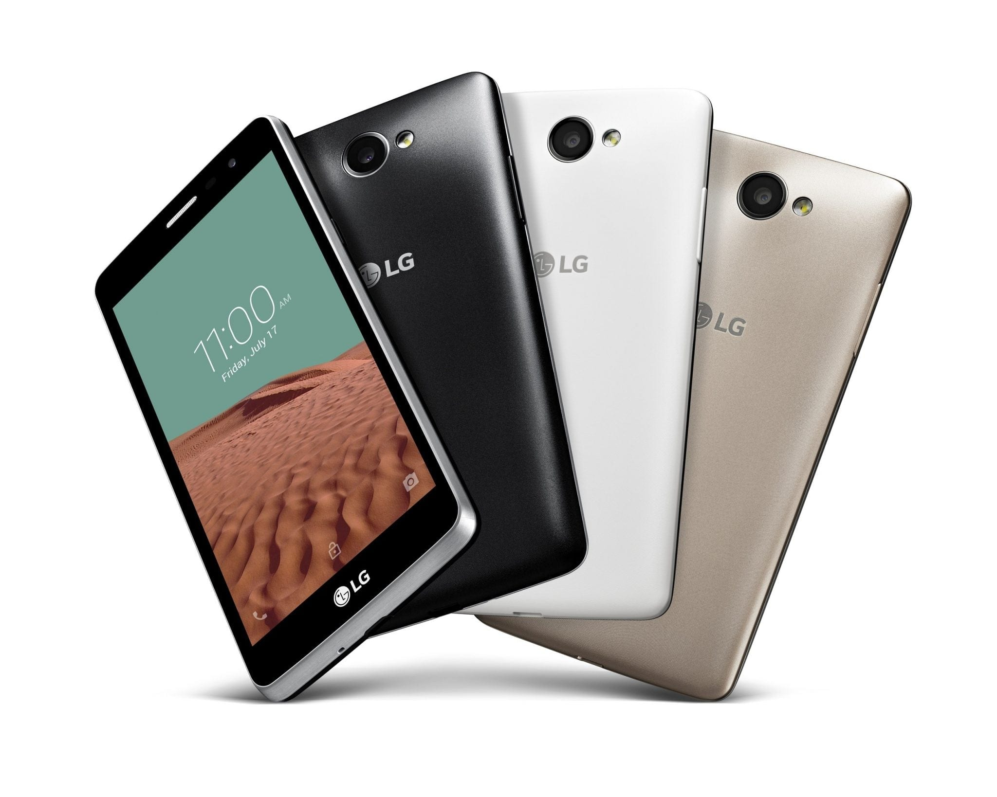LG prezintă smartphone-ul Bello II: cu ecran de 5 inchi și cameră pentru selfie de 5 megapixeli