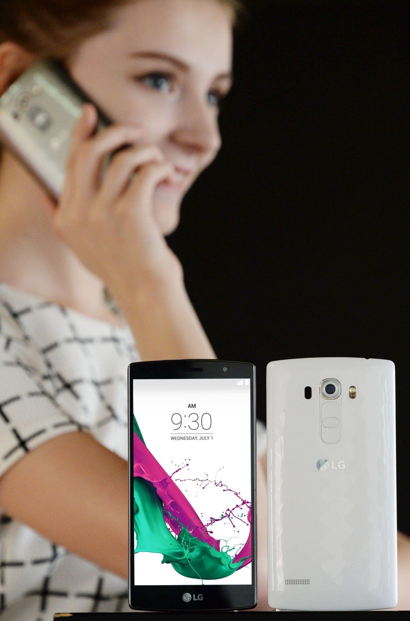 LG a lansat smartphone-ul LG G4 Beat
