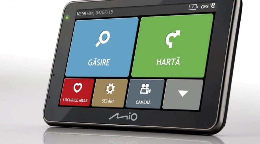 Mio lansează GPS-ul Combo 5207 LM
