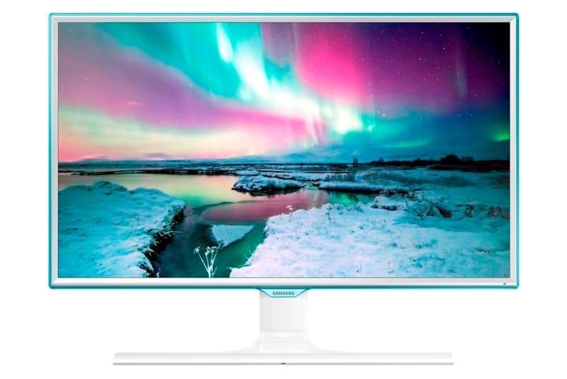 Samsung lansează primul monitor cu funcție integrată de încărcare wireless pentru smartphone-uri