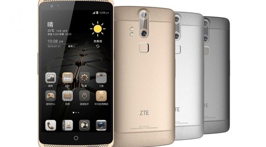 ZTE prezintă trei smartphone-uri Axon, Axon Lux și Axon Mini și ceasul inteligent Axon watch