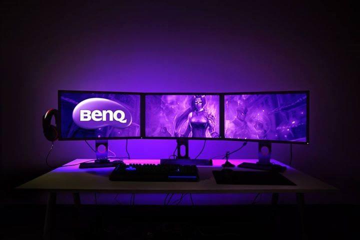 BenQ sponsorizează echipele de gaming Evil Geniuses, Cloud9 și Flash Wolves