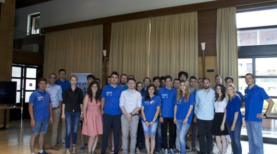 Kineto Tours, câștigătoare la Samsung Tech Summer Camp
