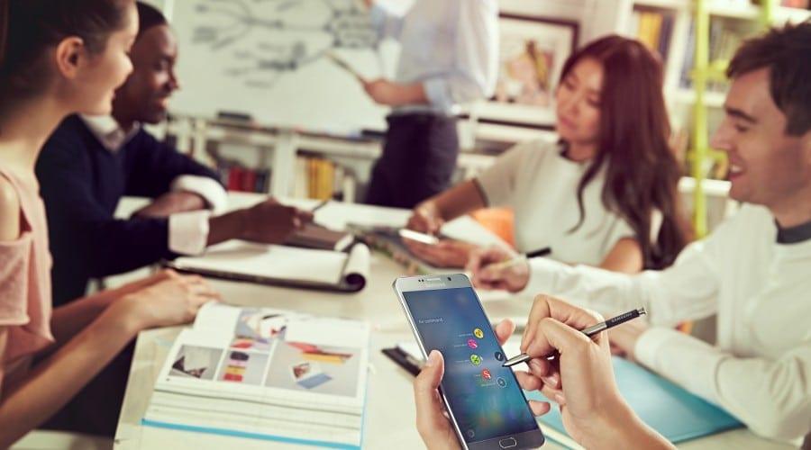 Samsung Galaxy Note 5 este oficial: sticlă și aluminiu, display QHD, procesor Exynos cu opt nuclee, 4 GB RAM