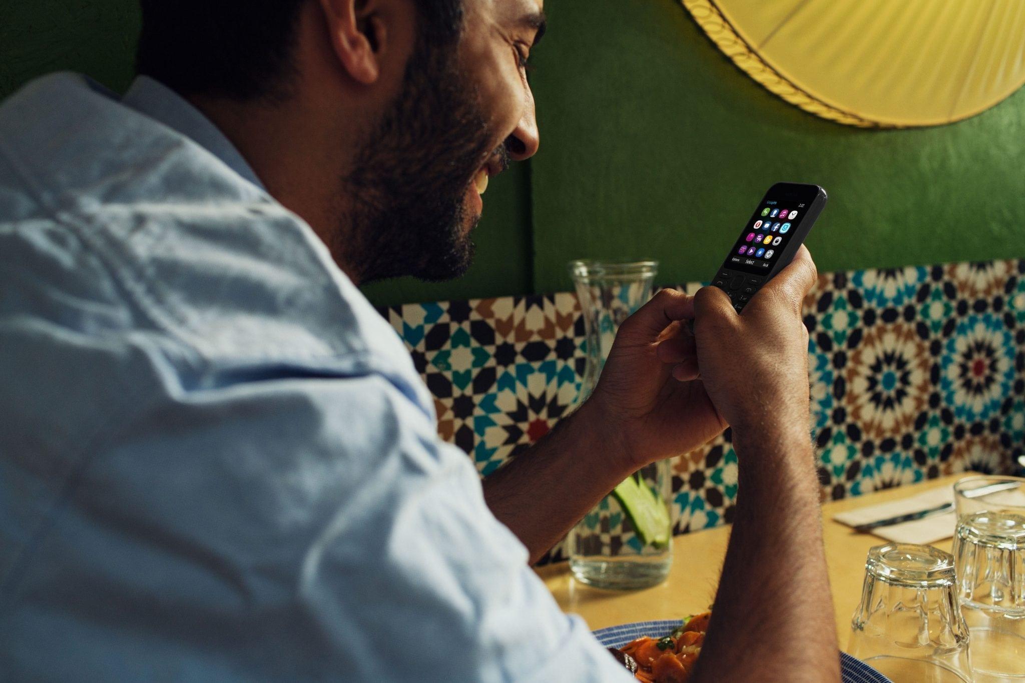 Nokia 222, un telefon pentru nostalgici