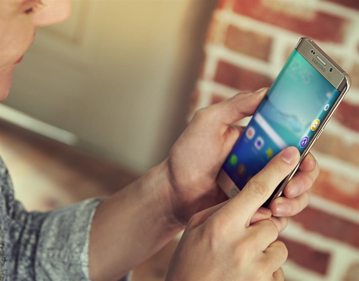 Hands-on: Samsung Galaxy S6 edge+