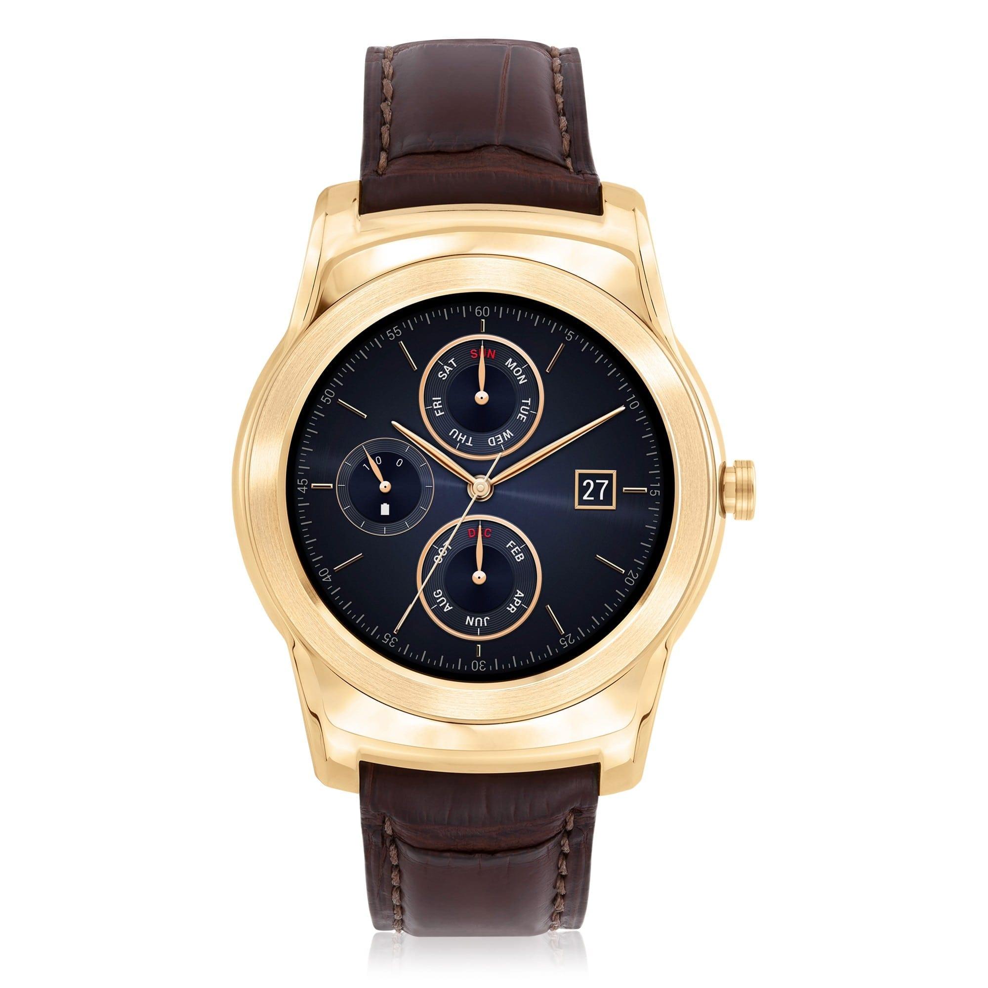 smartwatch LG Urbane Luxe
