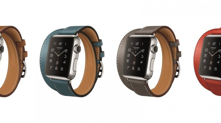 Apple Watch Hermès, un smartwatch galant
