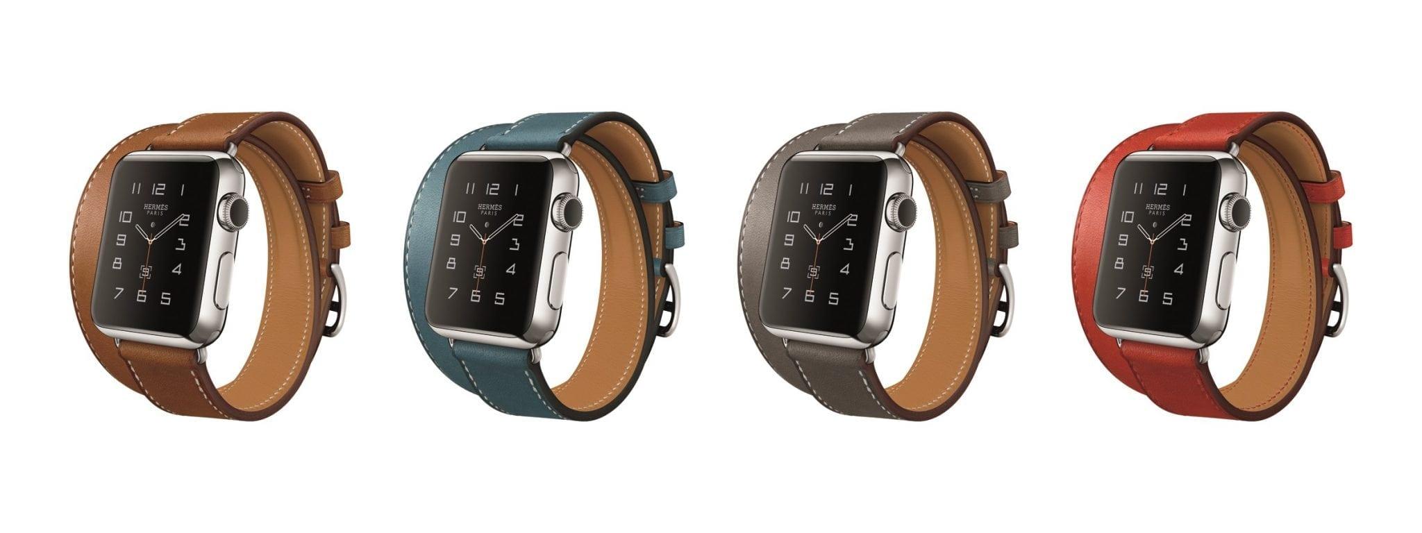 Apple Watch Hermès, un smartwatch galant
