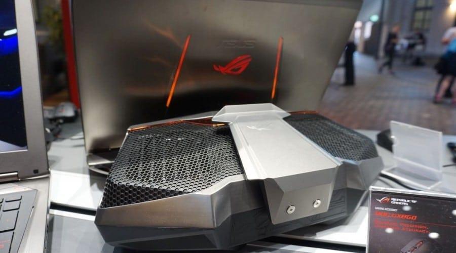IFA 2015: Asus a lansat ROG GX700, primul laptop de gaming din lume cu răcire pe apă