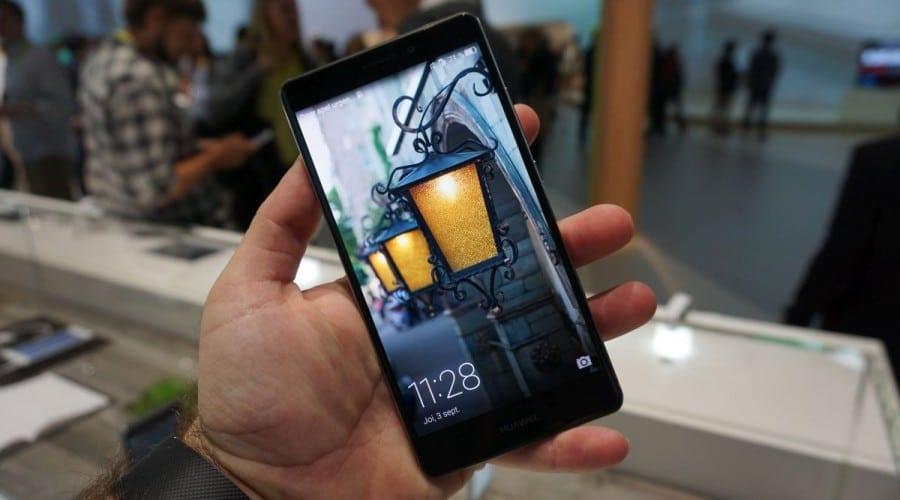 IFA 2015: Huawei Mate S, vedeta târgului de la Berlin