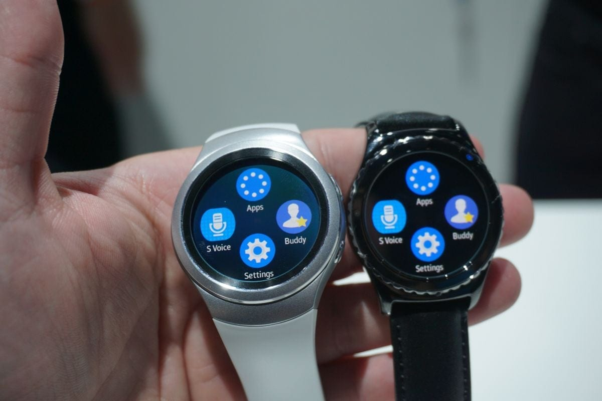 IFA 2015: Gear S2, cel mai frumos smarwatch Samsung