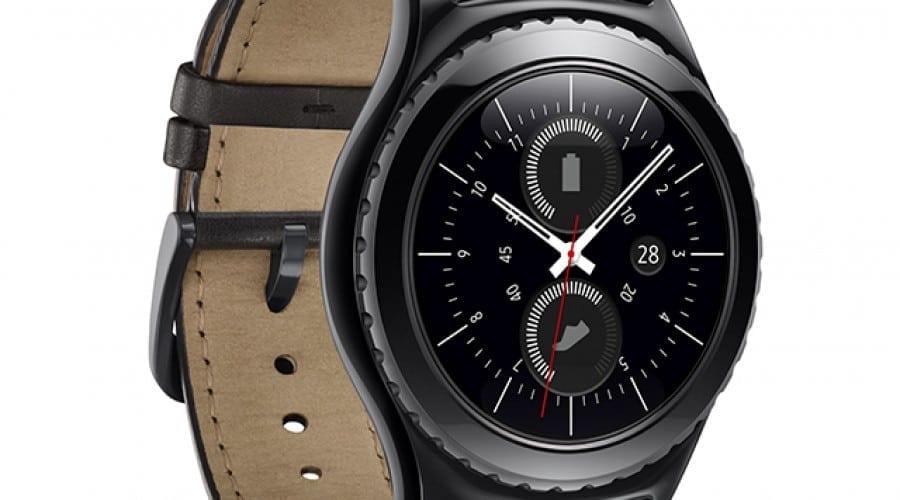 Samsung prezintă smartwatch-ul Gear S2