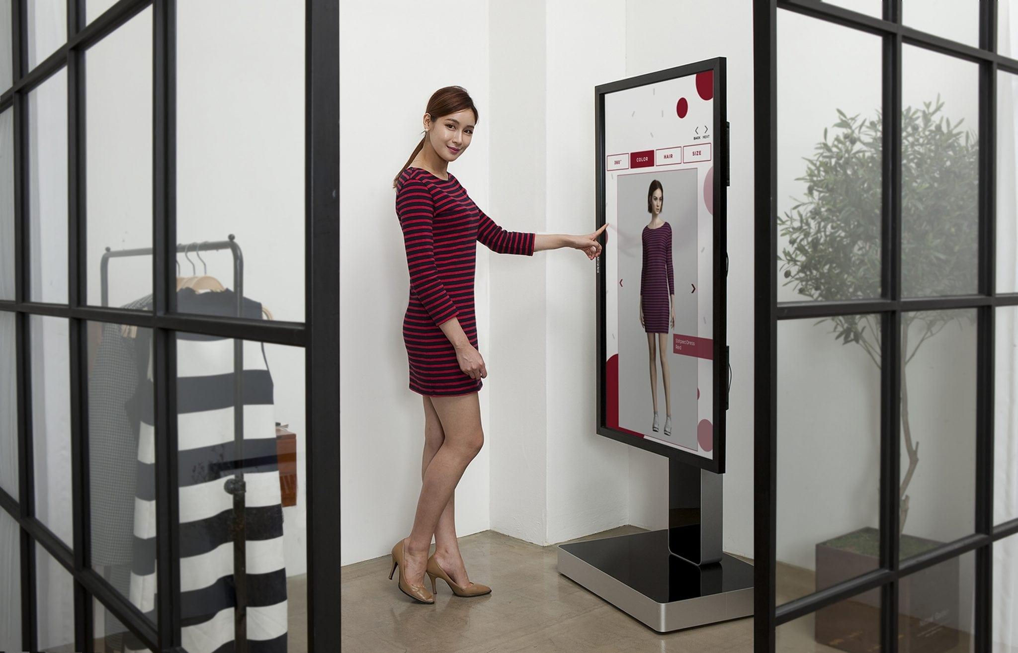 Virtual Fitting Solution 2