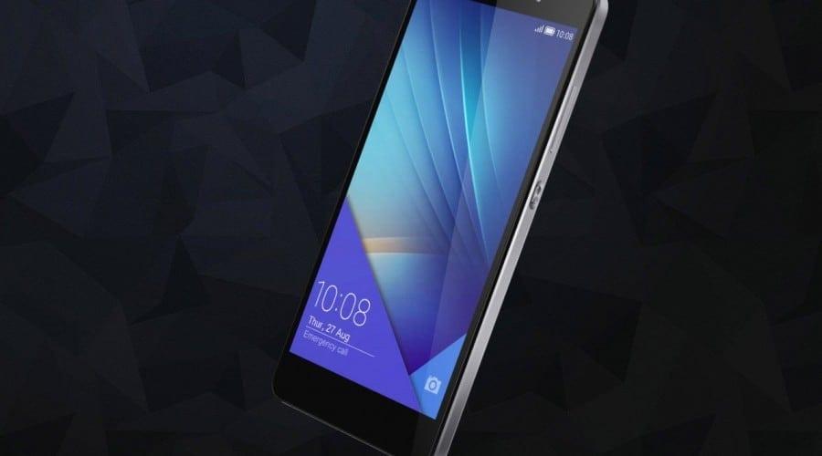 Huawei honor 7 intră în scenă
