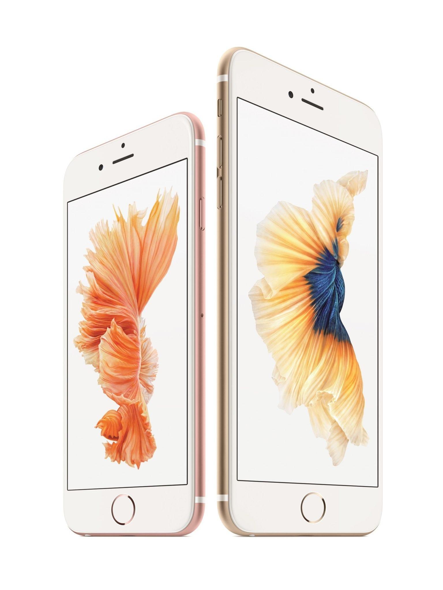 Apple promite să repare modelele iPhone 6s și 6s Plus cu hibe
