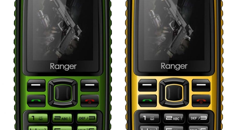 Evolio Ranger, un smartphone rugged