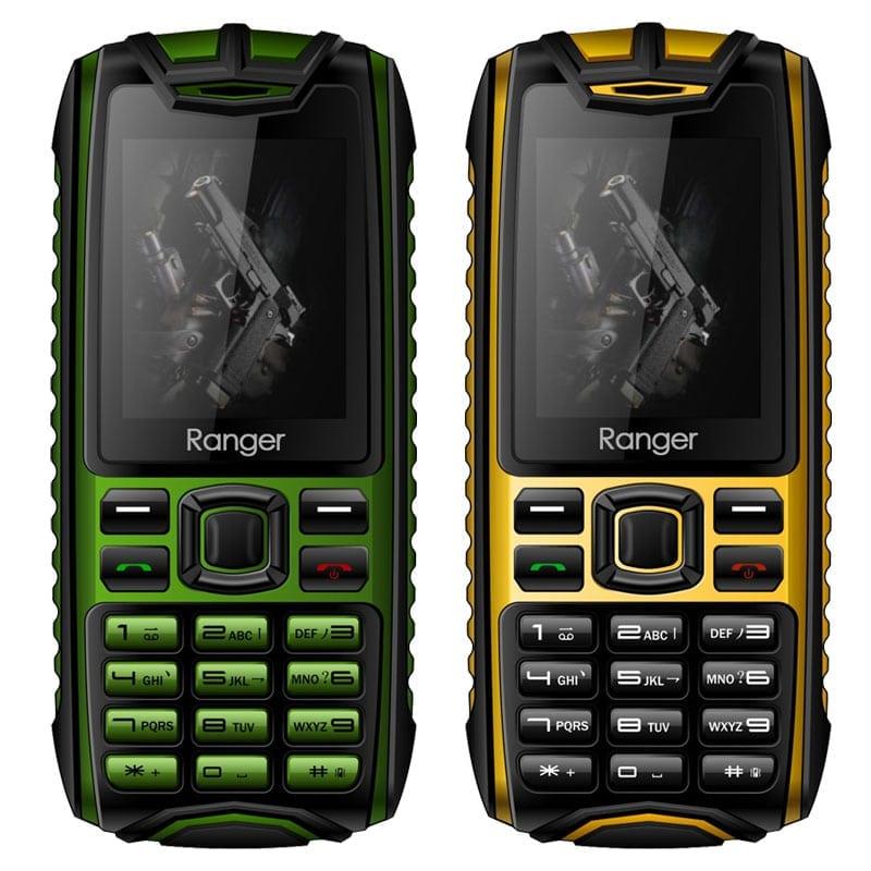 Evolio Ranger, un smartphone rugged
