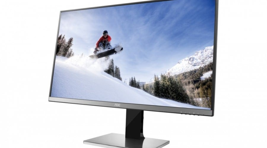 AOC prezintă noul monitor QHD