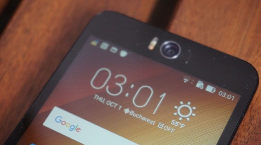 Asus Zenfone Selfie review: Cameră frontală de 13 megapixeli