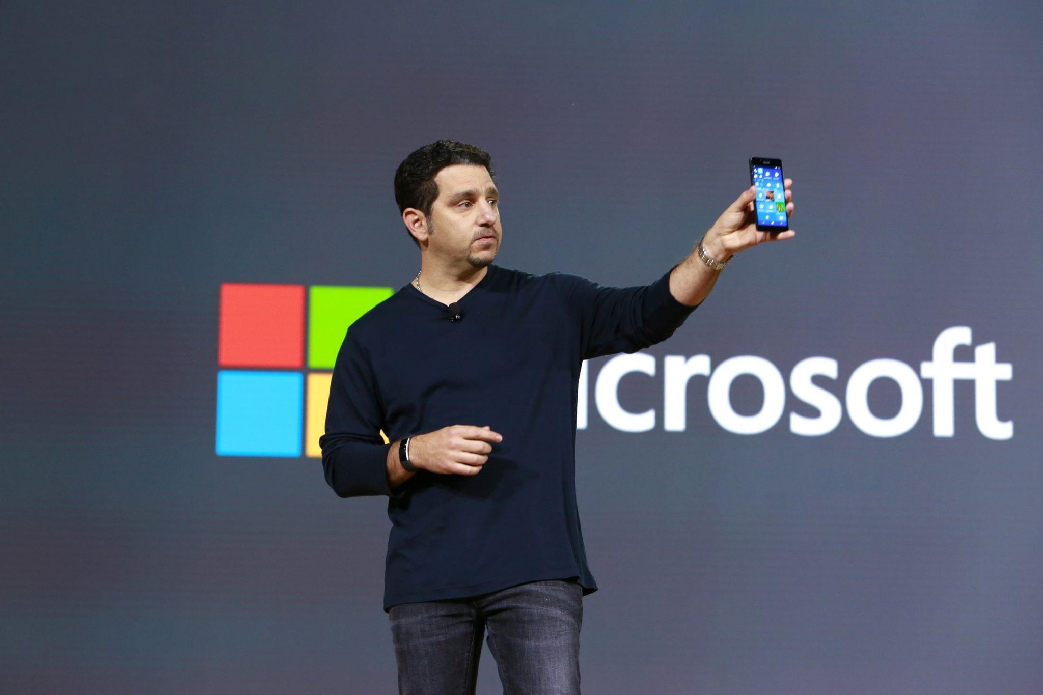 Microsoft a prezentat smartphone-urile Lumia 550, Lumia 950 și Lumia 950 XL