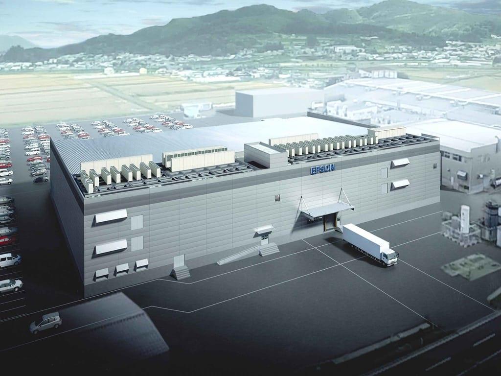 Epson investește peste 25 de milioane de euro într-o nouă fabrică de capete de printare