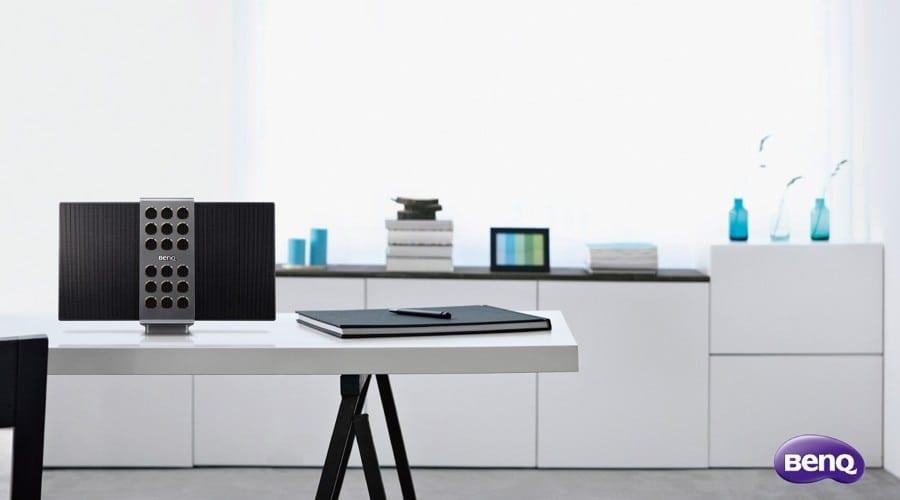 BenQ a prezentat TreVolo Bluetooth speaker, prima boxă portabilă electrostatică din lume