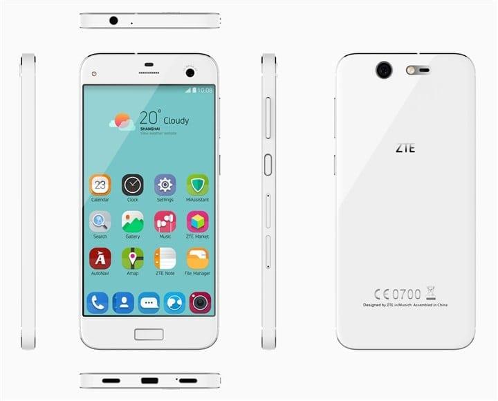 ZTE a lansat modelul Blade S7, un smartphone dedicat fanilor de fotografii selfie