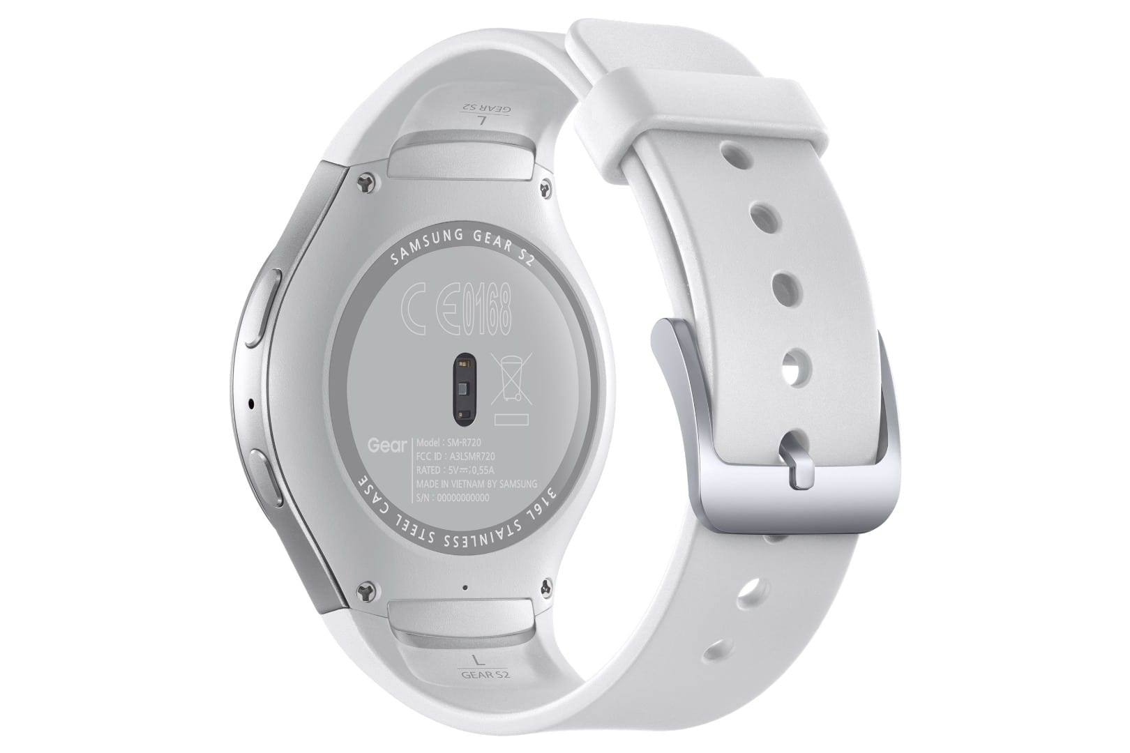 Gear S2 white_back