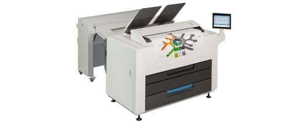 Konica Minolta introduce seria de echipamente de producție în format mare KIP 800