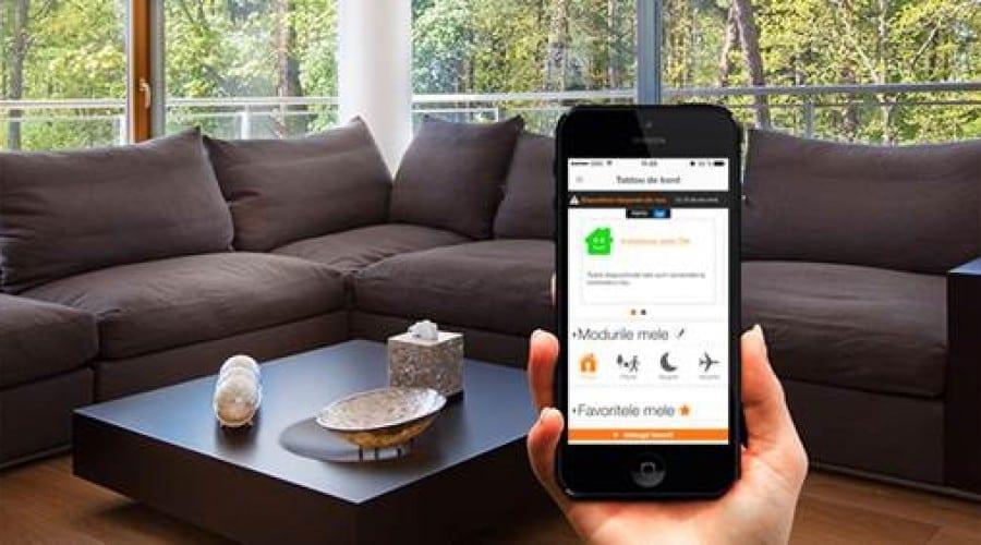 Orange intră pe piața caselor inteligente; iată cum poți să faci parte din cei 50 de clienți selectați să testeze Orange Smart Home