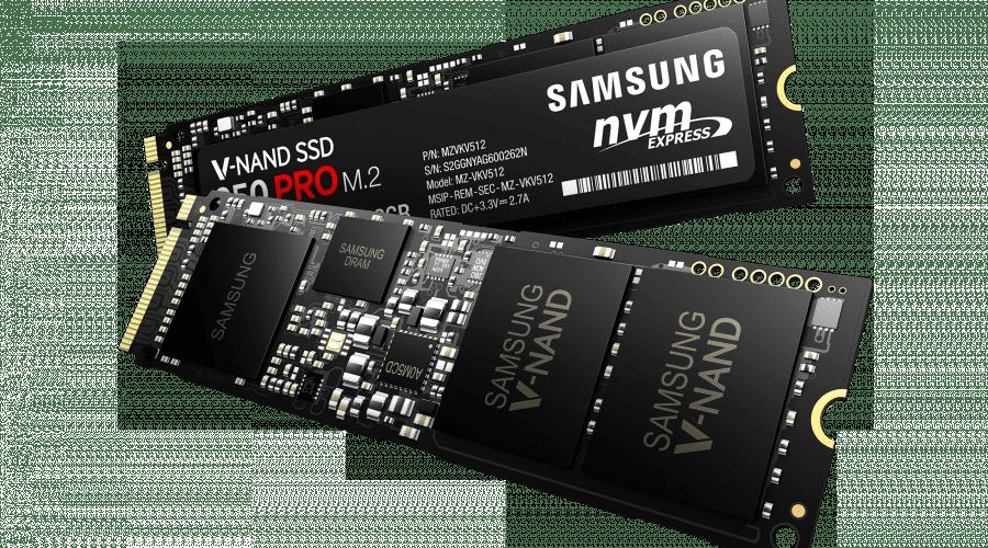 Samsung a lansat SSD-urile 950 PRO
