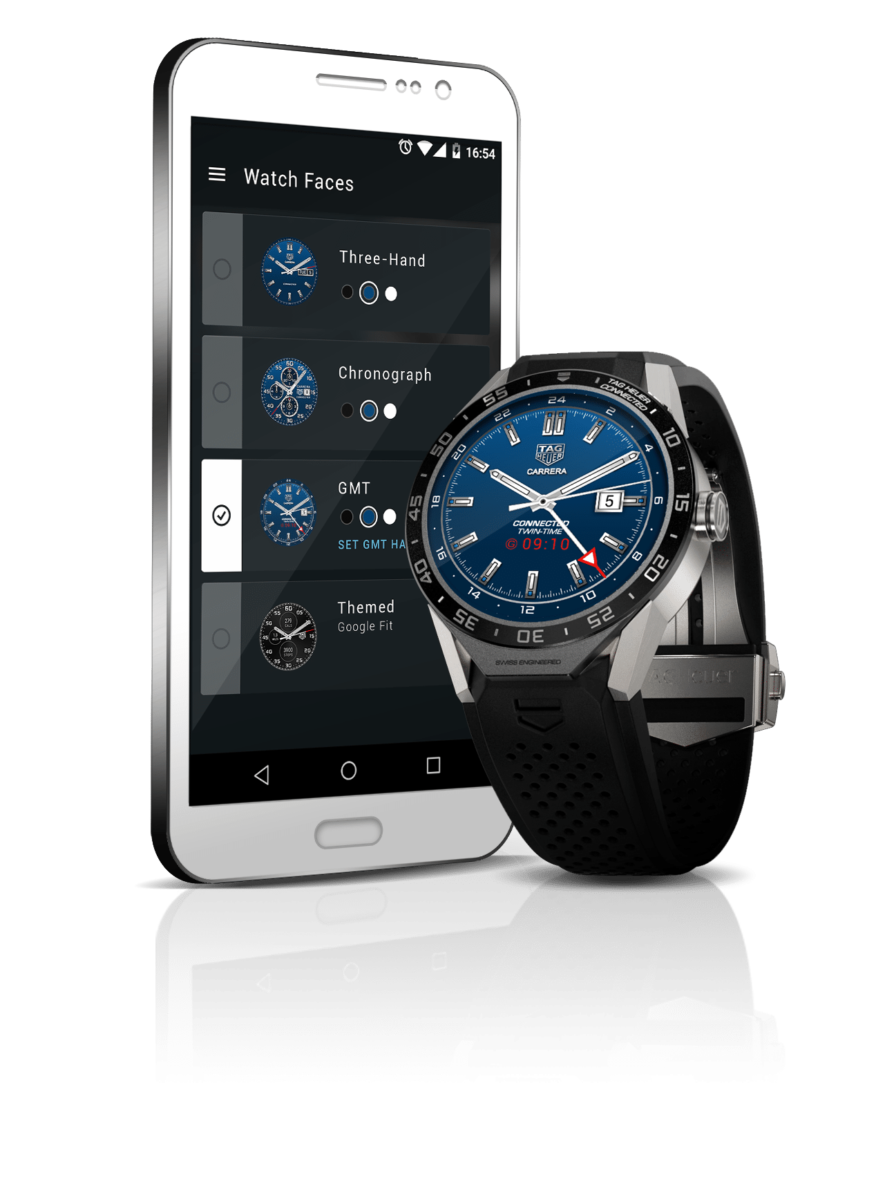 TAG Heuer Connected Android wear