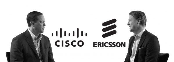 Cisco și Ericsson intră într-un parteneriat strategic pentru crearea rețelelor viitorului