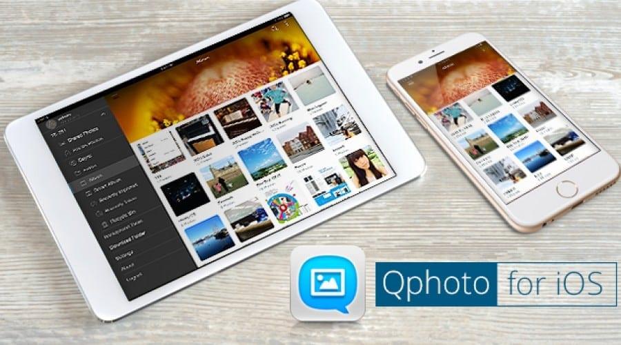 QNAP lansează aplicația Qphoto pentru iOS, cu interfață personalizată pentru iPad și suport pentru CloudLink
