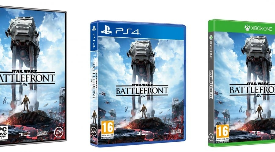 Electronic Arts lansează noul joc video Star Wars Battlefront pentru PlayStation 4, Xbox One și PC