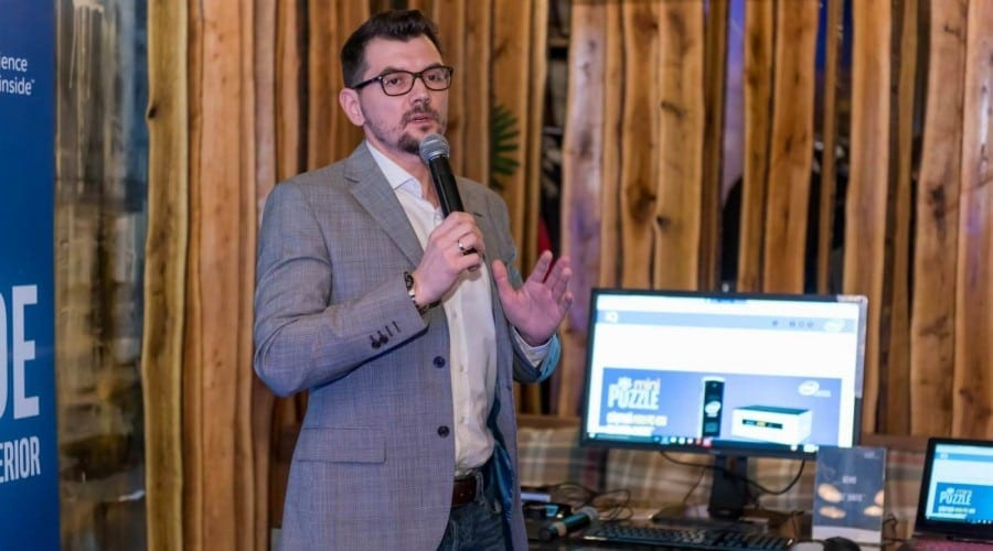 "Intel a prezentat viitorul tehnologiei în cadrul showcase-ului ""Shaping the future – A Christmas like no other"""