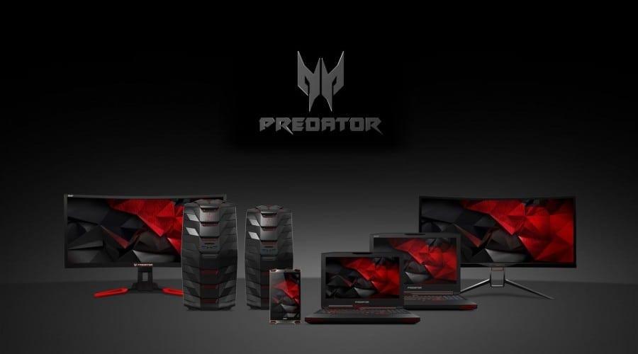 Acer a lansat în România noua serie de sisteme de gaming Predator: vedeta este modelul Predator G9-791, primul laptop de gaming cu ecran 4K