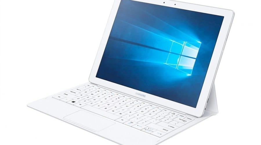 Samsung lansează Galaxy TabPro S, tableta 2 în 1 cu Windows 10