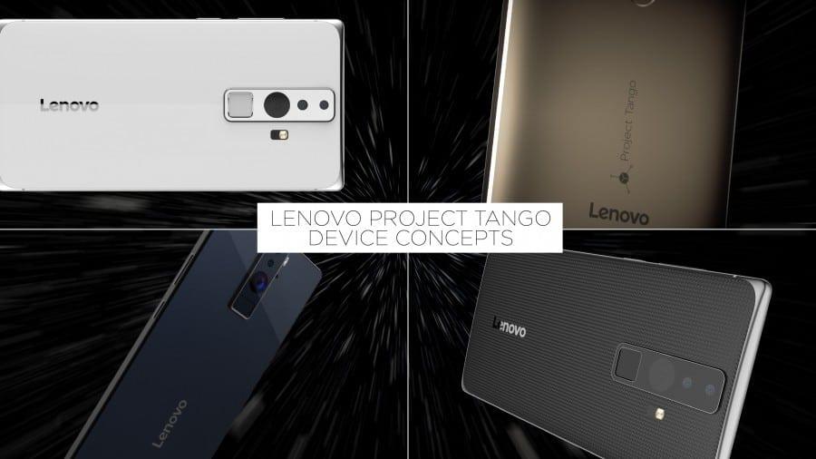 #CES2016: Lenovo va dezvolta, în colaborare cu Google, primul smartphone OEM integrat cu Project Tango