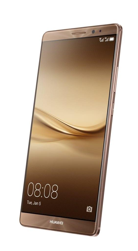 #CES2016: Huawei prezintă smartphone-ul Mate 8, cu procesor Kirin 950 și cameră de 13 megapixeli
