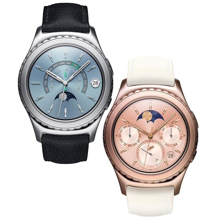 #CES2016: Noua colecție de ceasuri inteligente Samsung Gear S2 intră în scenă