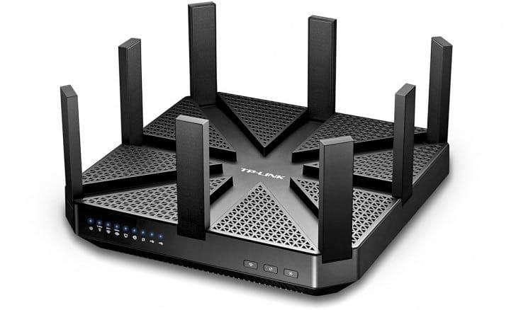 #CES2016: TP-LINK lansează cel mai rapid router Wi-Fi din lume: 7,2 Gbps