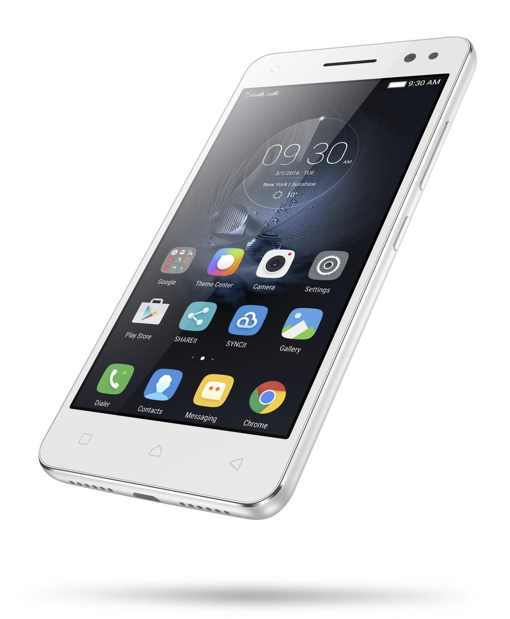 #CES2016: Lenovo introduce smartphone-ul VIBE S1 Lite